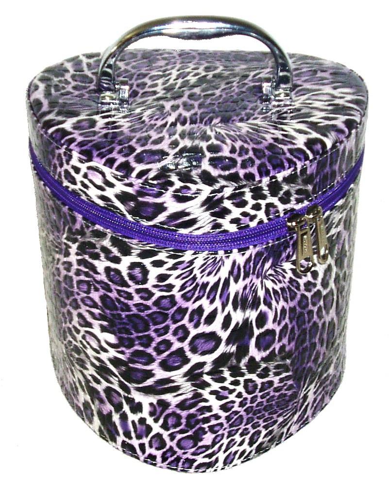 Skořepinový kosmetický kufřík -velký (sleva 50%)